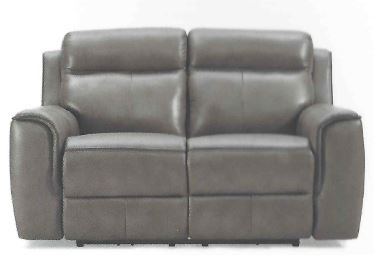 Wenford Collection Manual Reclining 2-Seater LEATHER/LEATHER SPLIT