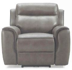 Wenford Collection Power Recliner LEATHER/LEATHER SPLIT