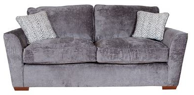 Venus Sofa Collection 3 Seater Fabric - D Range Fabric - Classicback