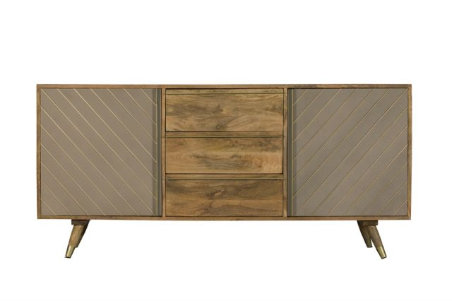 Trovey Dining Collection Wide Sideboard