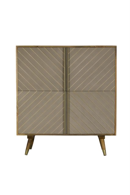 Trovey Dining Collection Highboard