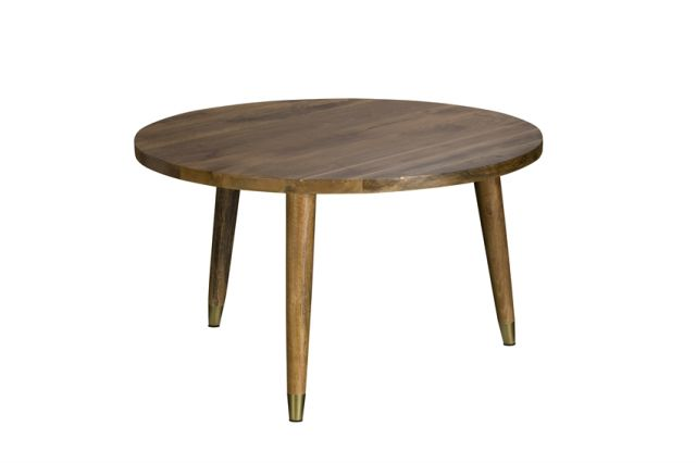 Trovey Dining Collection Round Coffee Table