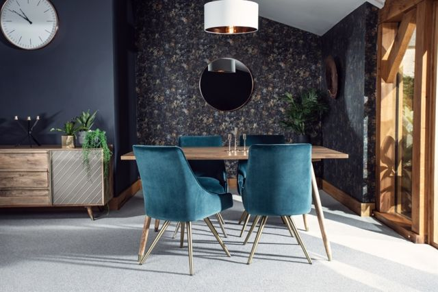 Trovey Dining Collection Lamp Table