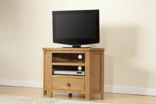 Stowell Dining Collection Corner TV Unit