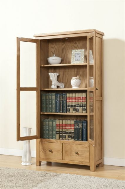 Stowell Dining Collection Display Cabinet