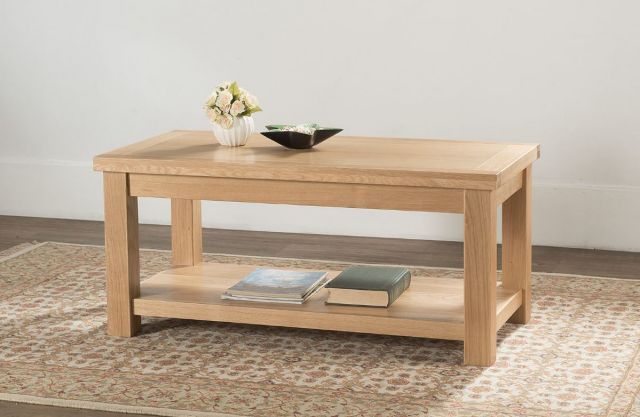 Portland Collection Large Coffee Table