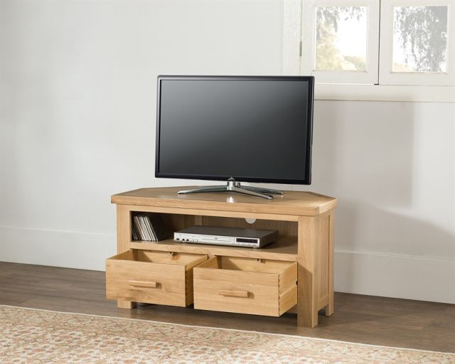 Portland Collection Corner TV Unit