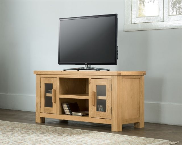 Portland Collection Large TV Unit