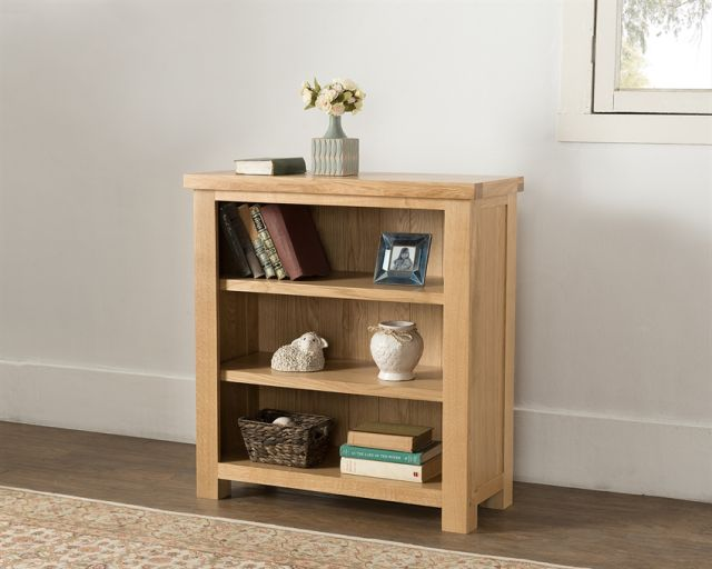 Portland Collection Low Bookcase