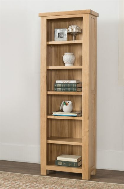 Portland Collection Slim Bookcase