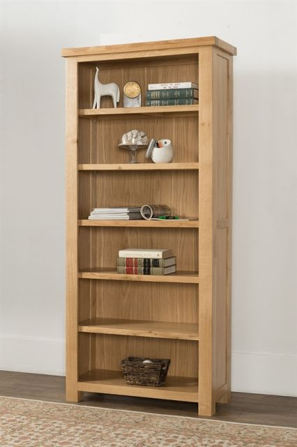 Portland Collection Large Bookcase
