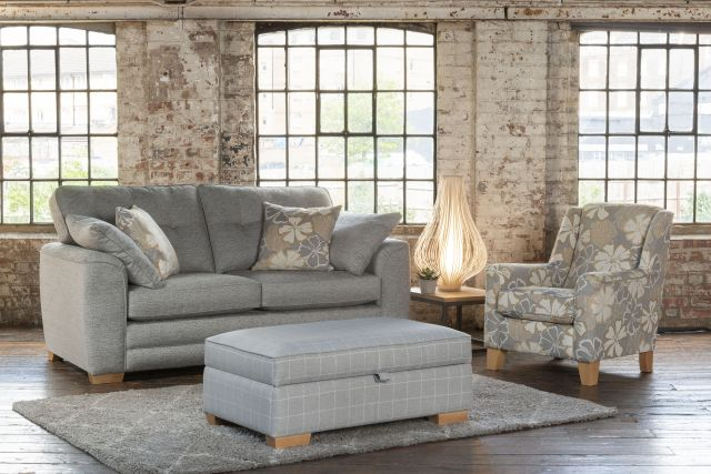 Martello Collection 3 Seater Sofa SE