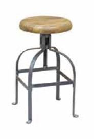 Stylebook Collection Dentist Stool 35cm Adjustable Seat