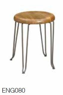 Stylebook Collection Hairpin Stool