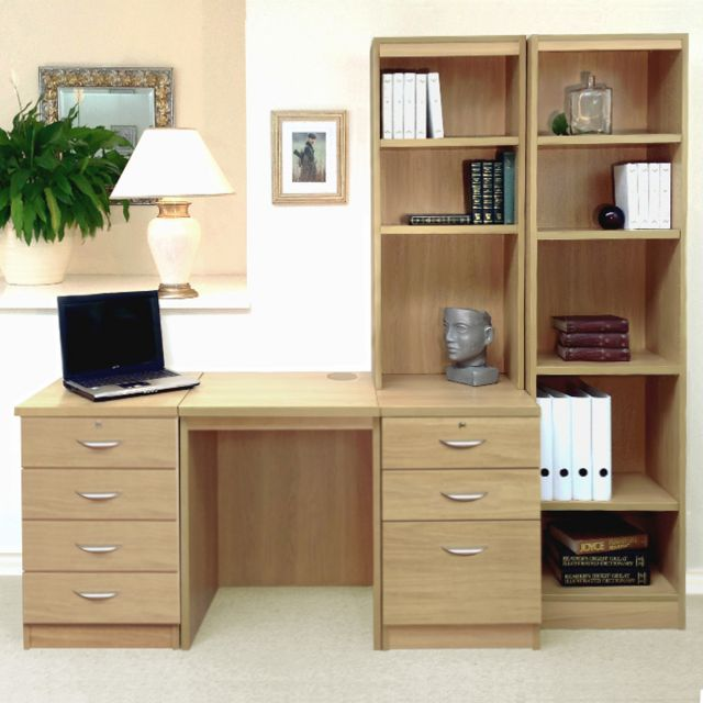 Home Office Collection Set-15: H-B48 B-3CU-OC B-DLK B-4DU