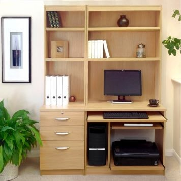 Home Office Collection Set-17: B-3CU-OC B-CWS-OF