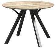 Algona Collection Round Dining Table
