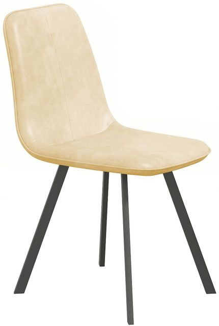 Algona Collection Dining Chair - Cream