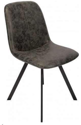Dakota Collection Dining Chair - Grey