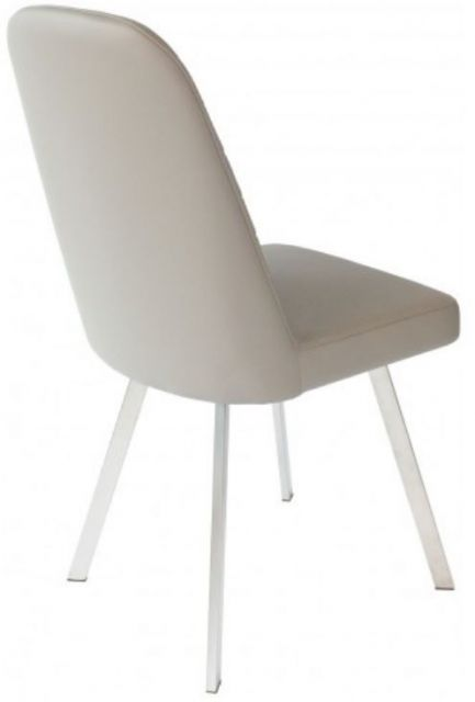 Star Collection Dining Chair - Cappuccino PU