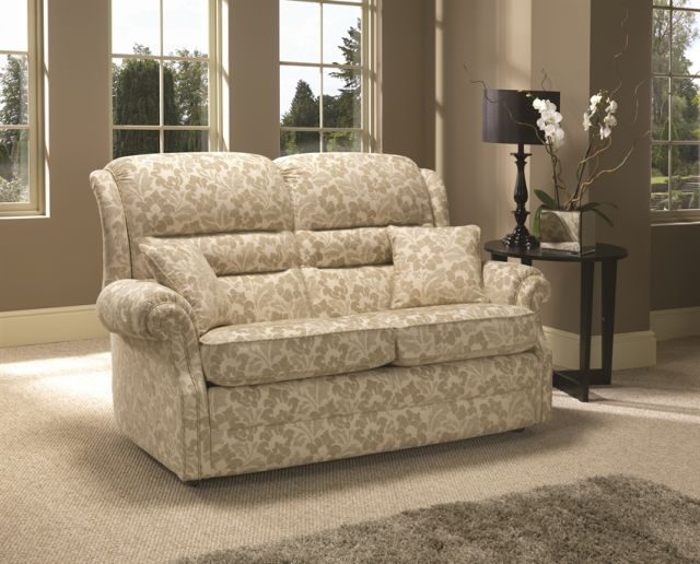Langfield Sofa Collection Small 2 Seater Settee High Back 2