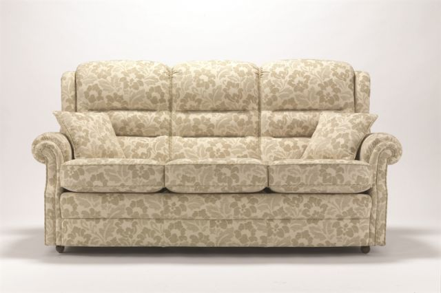 Langfield Sofa Collection 3 Seater Settee High Back 2
