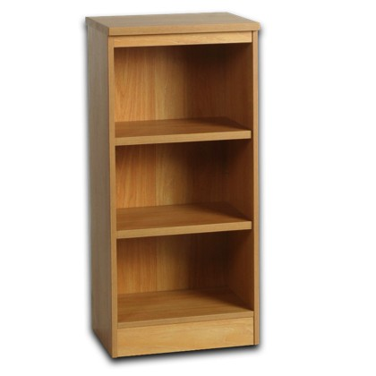 Home Office Collection Mid Height Bookcase 480mm Wide