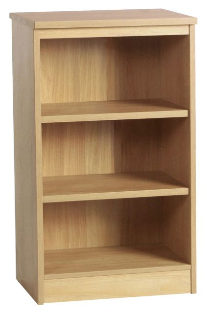 Home Office Collection Mid Height Bookcase 600mm Wide