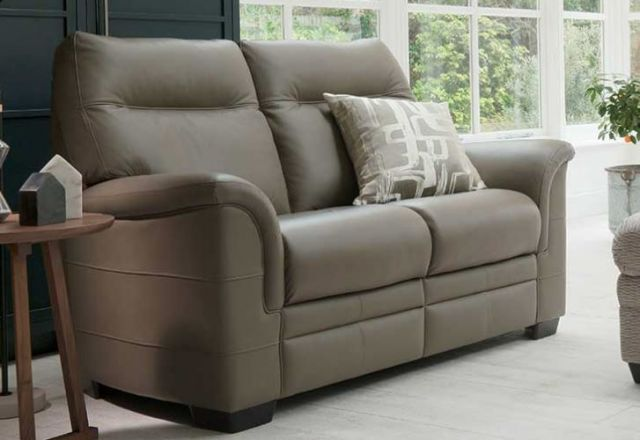 Parker Knoll - Hudson Chair and Sofa Collection 2 Seater Sofa Double P/Recliner A Fabric