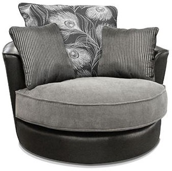 Mars Sofa Collection Swivel Chair   - A GRADE
