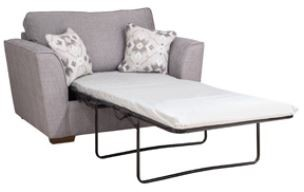 Mars Sofa Collection Chair bed with Deluxe mattress  Classicback  - A GRADE