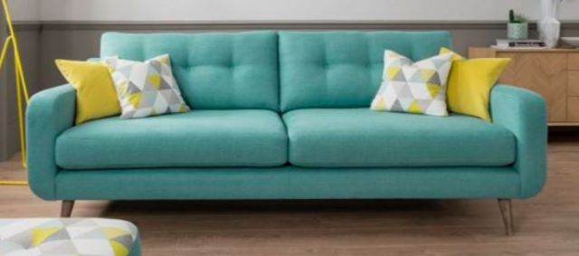 Lurano Sofa Collection Corner Group - Left Hand Facing Arm - Grade A Fabric