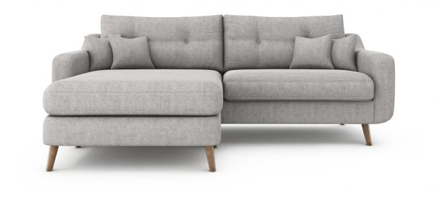 Lurano Sofa Collection Lounger Sofa - Grade A Fabric
