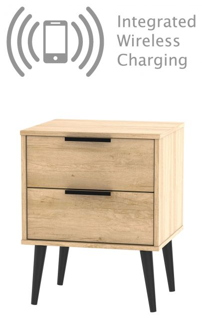 Bahrain Bedroom Collection Wireless Charging Surcharge