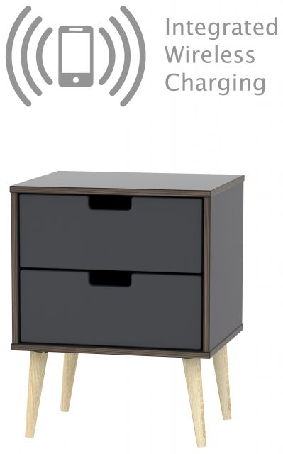 Muscat Bedroom Collection Wireless Charging