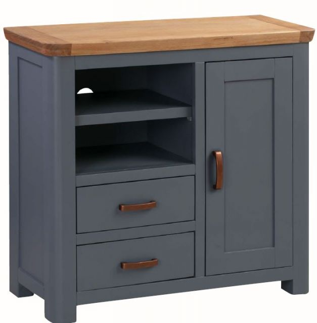 Sussex Midnight Media Unit Sideboard