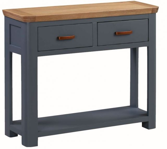 Sussex Midnight Large Console Table