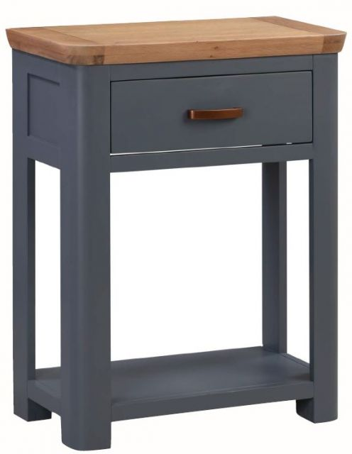 Sussex Midnight Small Console Table