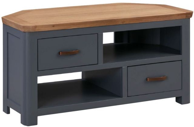 Sussex Midnight Corner TV Unit