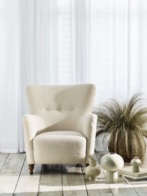 Perry Collection Chair Grade A Fabric