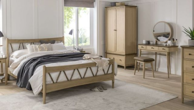 Helston Bedroom Collection 1 Drawer Wardrobe