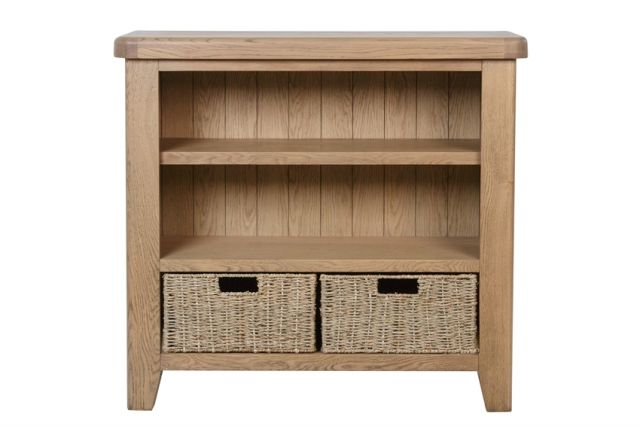 Charlbury Dining Collection Small Bookcase
