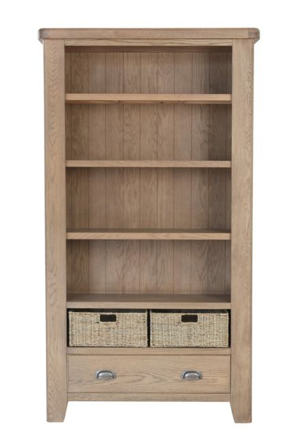 Charlbury Dining Collection Large Bookcase