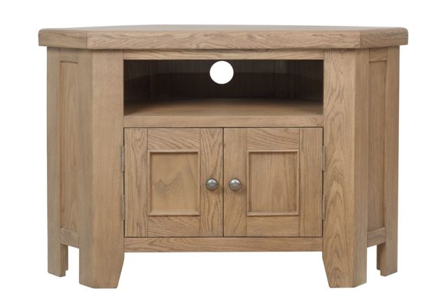 Charlbury Dining Collection Corner TV Unit