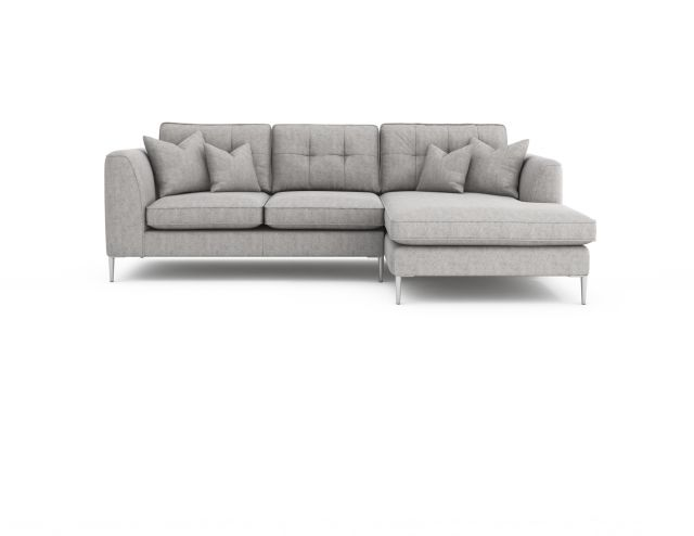 Fenton Sofa Collection Small Chaise Group (Left Hand Facing Arm & Right Hand Facing Chaise) Grade B