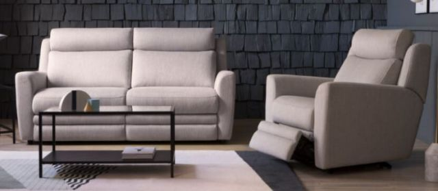 Dakota Sofa Collection Armchair Recliner A