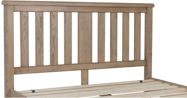Charlbury Bedroom Collection 5'0 wooden headboard