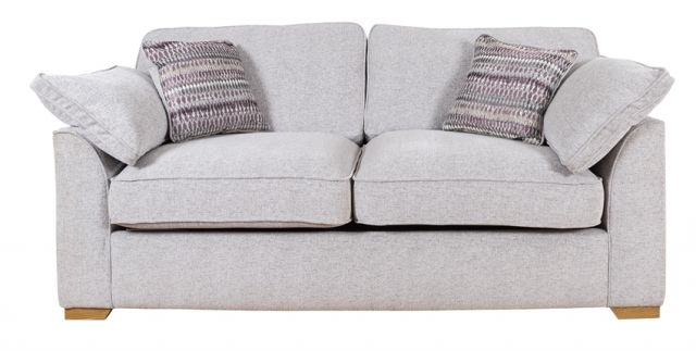 Mantis Sofa Collection 2 Seater Sofa Bed With Deluxe Mattress Fabric - C Range Option