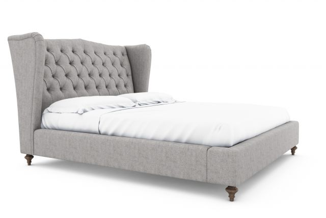 Valentina Bedstead Superking Low End Bedstead A Grade Fabric