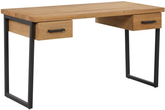 Studio Collection Drawered Desk - OAK